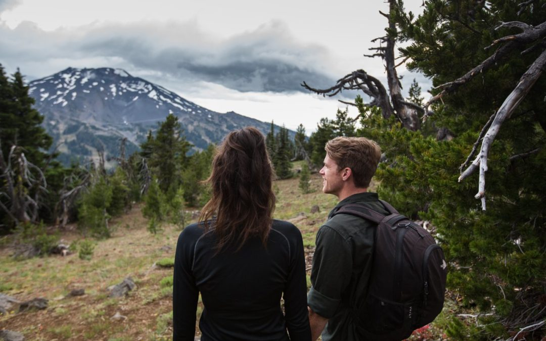 Cascade Lakes Scenic Byway: Pull Off For a Central Oregon Adventure