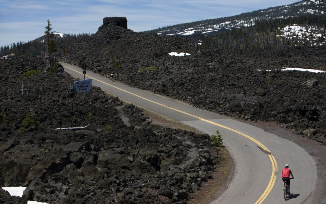Scenic Bikeways Showcase Central Oregon's Backroad Beauty