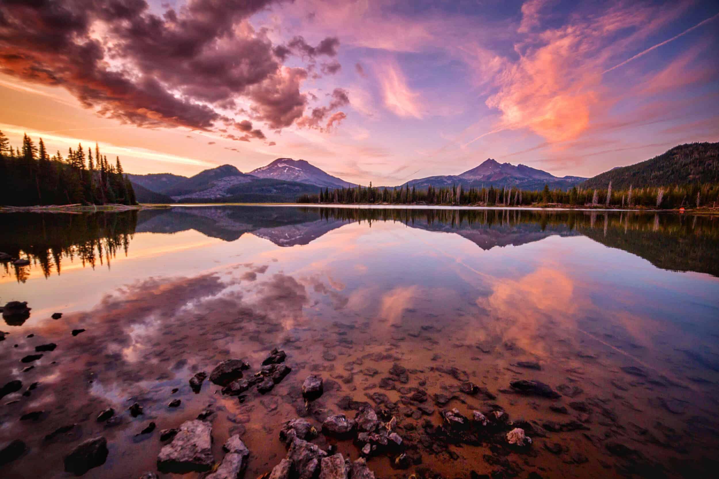 Cascade Lakes Photo Tour