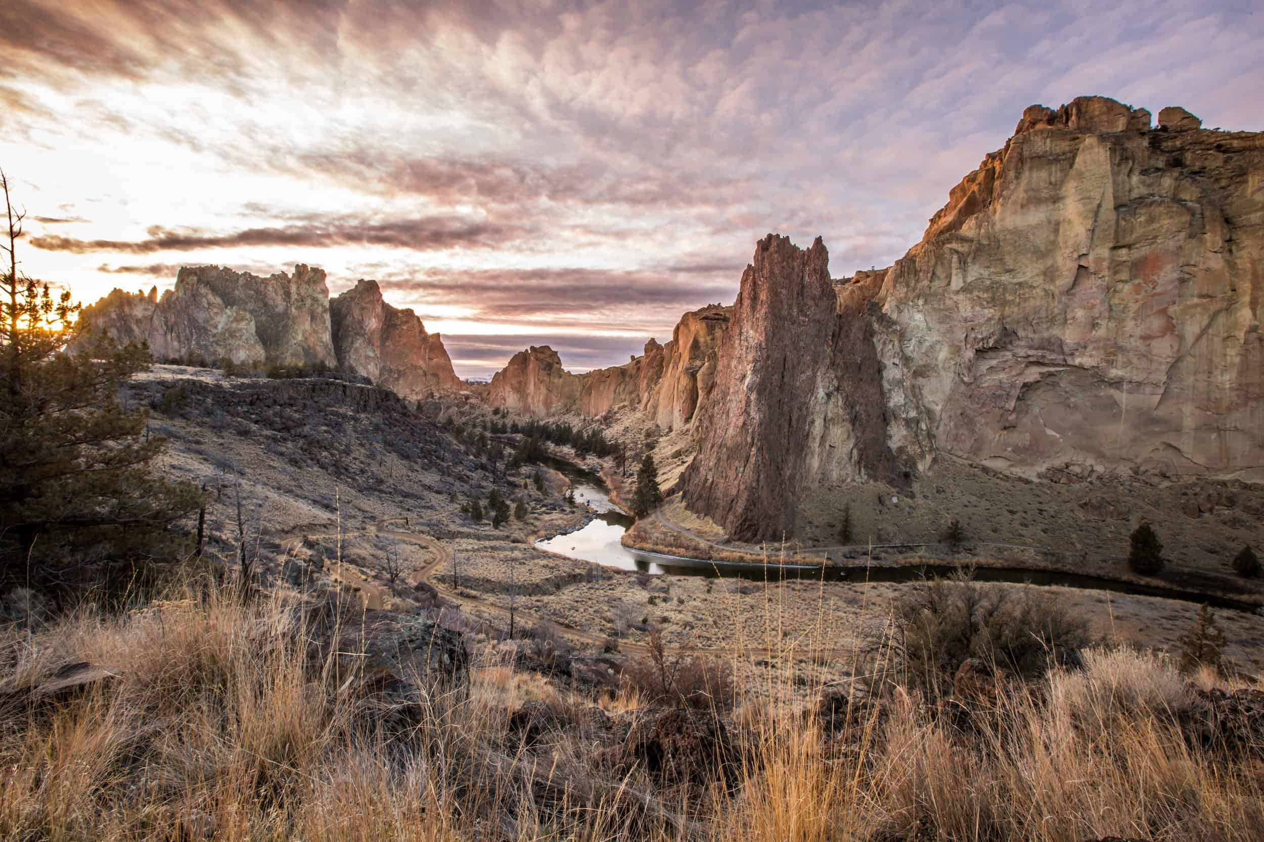 Smith Rock Sunset Photo Tour