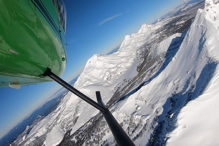 Cascades Ring Of Fire Helicopter Tour