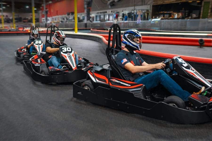 K1 Speed Indoor Kart Racing