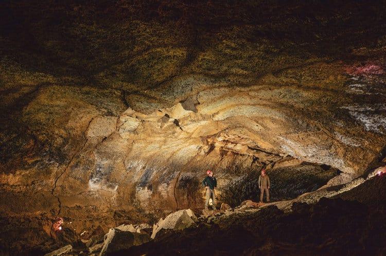 Lava Tube Cave Tours