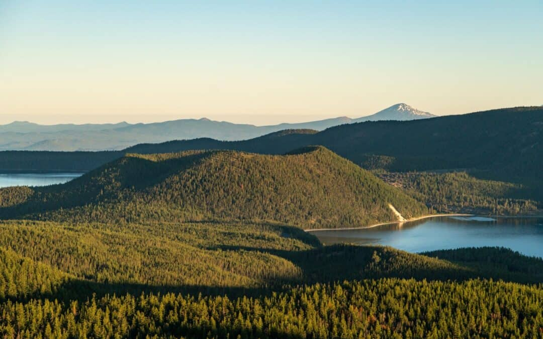 The Lakes in Central Oregon
