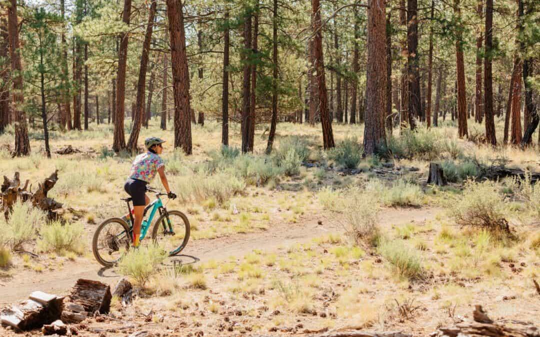 Central Oregon Mountain Biking Trails