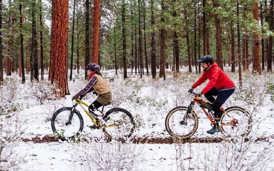 Favorite Year-Round Mountain Bike Spots